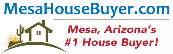 We Buy Houses in Mesa Arizona Logo